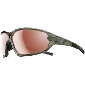 adidas Evil Eye Evo Basic Lunettes L, cargo shiny/lst active silver